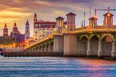 St. Augustine Skyline