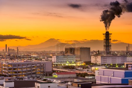 Factories and Fuji