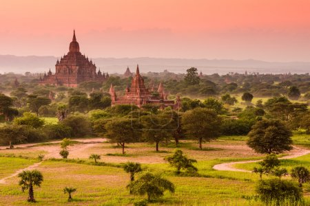 Bagan Myanmar Ancient Temples