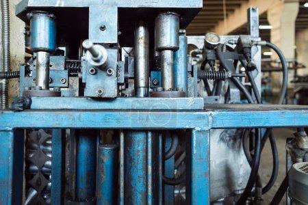 industrial hydraulic machinery