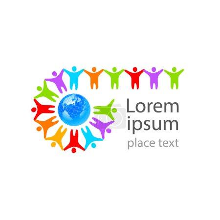 logo earth people