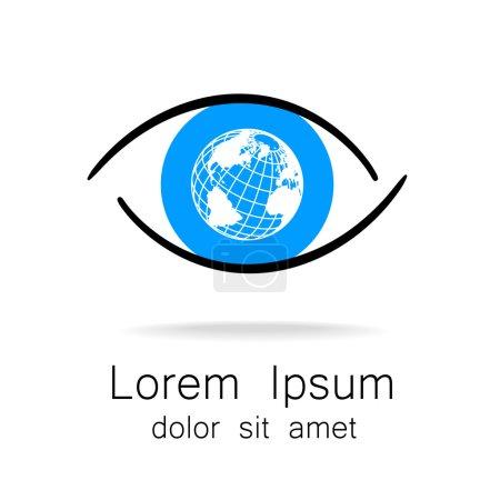 eye earth logo