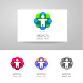 medical logo set