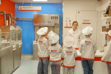 Kidzania - a worldwide network of educational parks