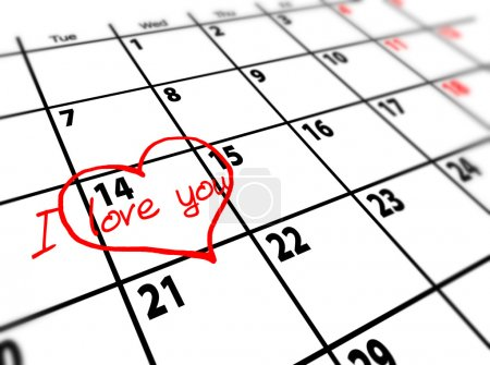Date of Valentines Day