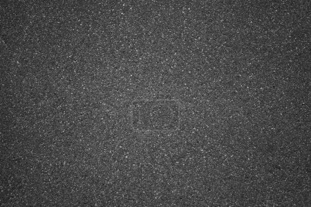Photo for Background texture of gray rough asphalt - Royalty Free Image