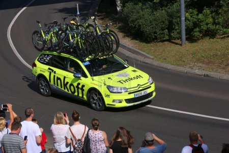 Tinkoff cycling team