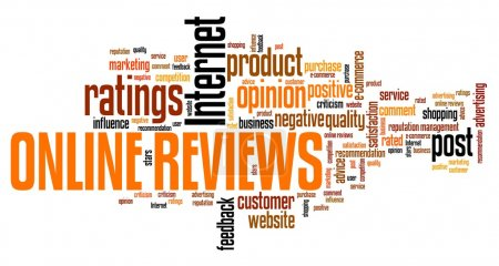 Internet reviews