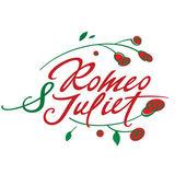 Romeo and Juliet cartoon inscription