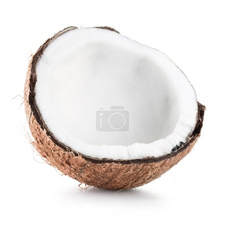 Fresh coconut fruit