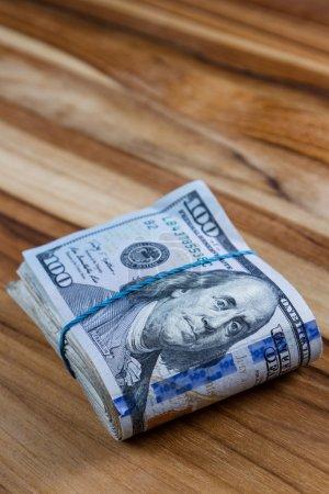 Geld statt Holz