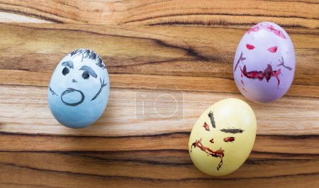 zombie easter eggs