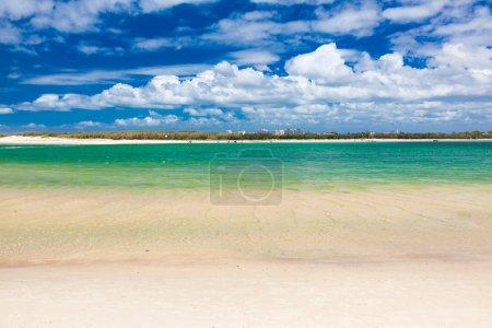 Hot sunny day at Bulcock Beach