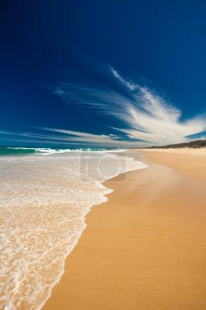 Sunshine Coast Beach north of Caloundra