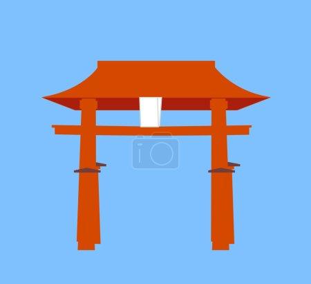 Religious Torii Gate
