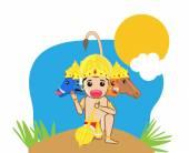 Jai Bajrang Bali - Indian Mythological God