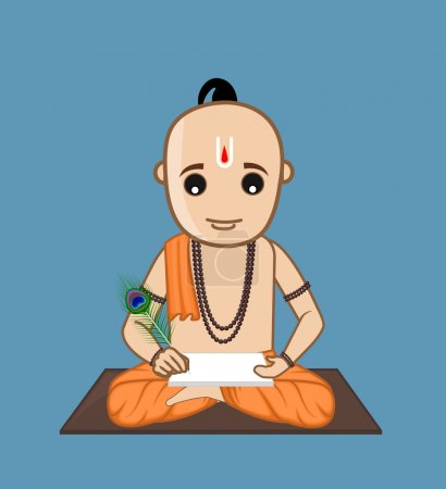 Tulsidas - Indian Saint Writer of Ramayana