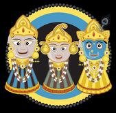 Orissa Famous God - Jagannath