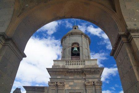 Las Palmas de Gran Canaria, Santa Ana cathedral, architectural d