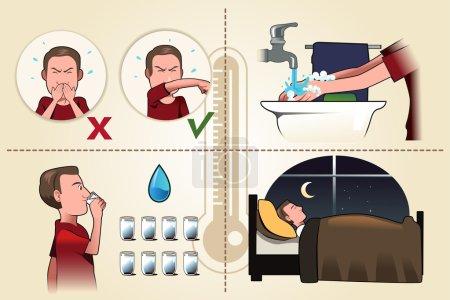 Flu pamphlet