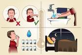 Grippe-Broschüre