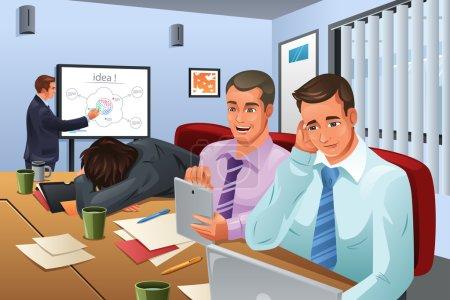 Boring Business Meeting