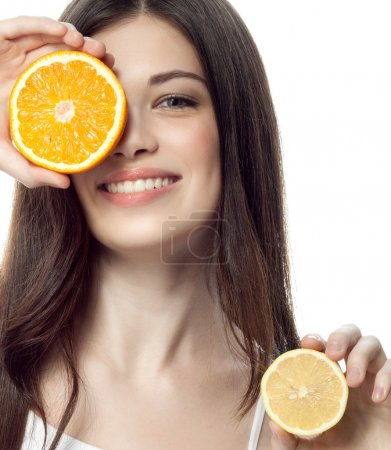 Woman beauty