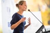 ženy obchodní prezentace