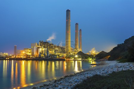 Photo for Power plant - Royalty Free Image