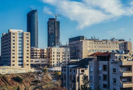 Buildings in Amman