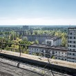 Постер, плакат: Pripyat town