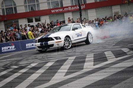 VERVA Street Racing in Warsaw, Poland