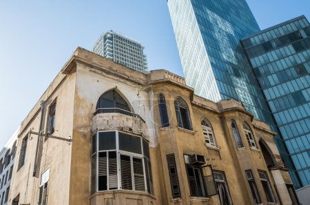 architecture of Tel Aviv