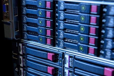 Internet server in datacenter