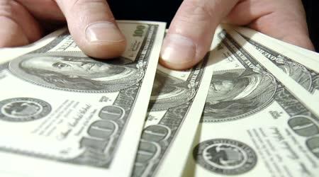 Dollár bankjegyek