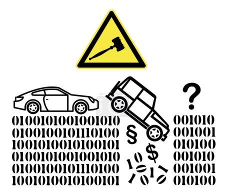 Legal Issues of Autonomous Cars