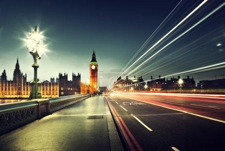 Big Ben from Westminster Bridge, London...