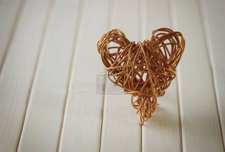 heart of a copper wire