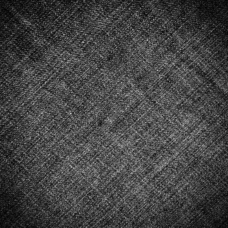 Black and white fabric background