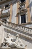 The Capitoline Museums in Rome