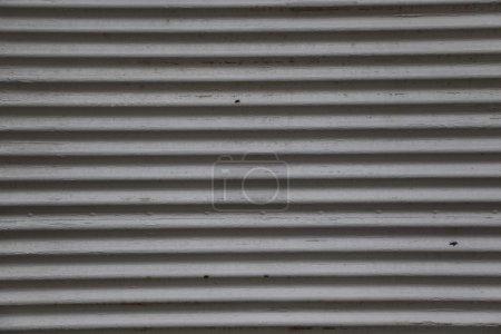 Metal store shutters