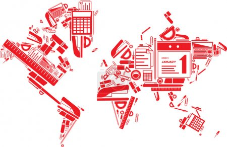 The world of stationery