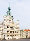 town hall of Poznan, Poland