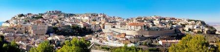 Photo pour Chinchilla de Monte-Aragon. Albacete, Espagne - image libre de droit