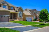 Luxusní domy v Severní Americe