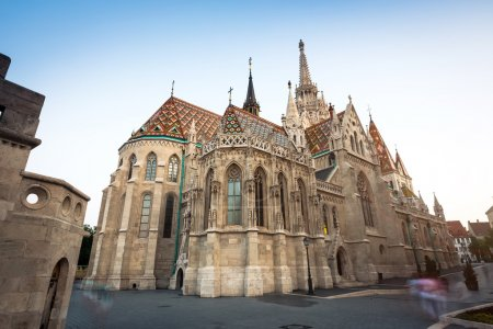 Cathedral of St. Matthias in Budapest