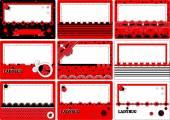 Business Card ladybug