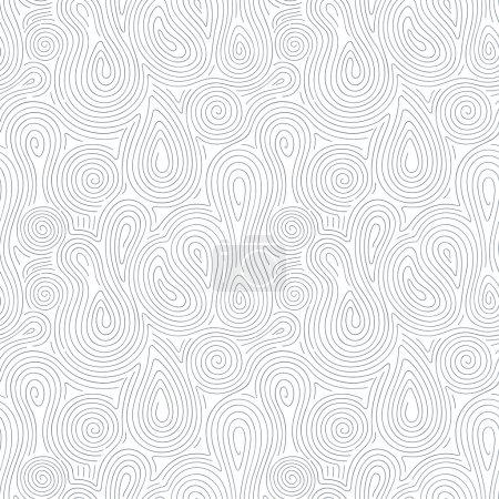Seamless line pattern