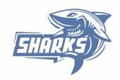 blue shark icon