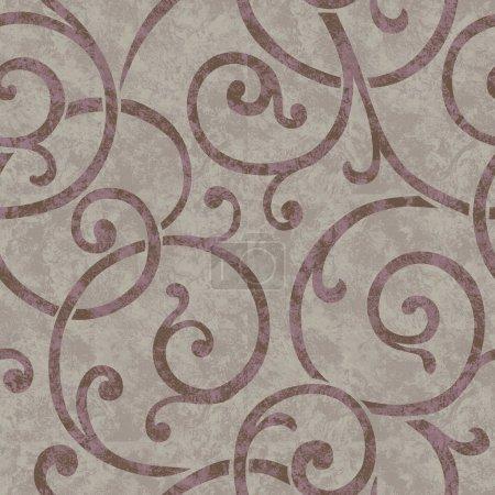 Photo pour Fashion tendance couleurs Seamless pattern - pour modèle sans couture rendant facile l'utiliser pour le remplissage des contours - image libre de droit